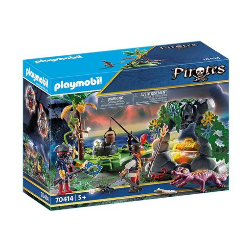 Playmobil - Escondite Pirata - 70414