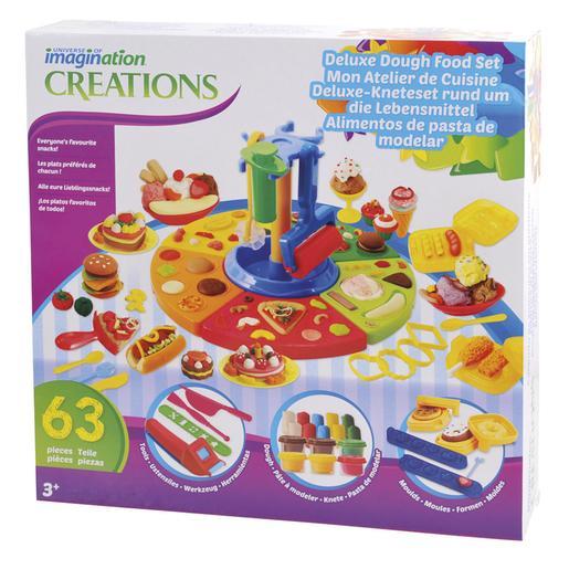 Universe of Imagination - Alimentos de Pasta de Modelar