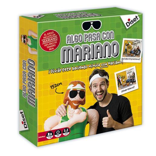 Diset - Algo Pasa con Mariano