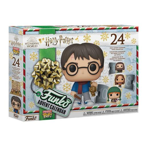 Harry Potter - Calendario de Adviento Funko POP
