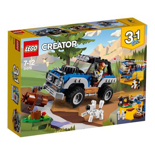LEGO Creator - Aventuras Lejanas - 31075