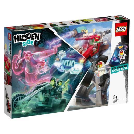 LEGO Hidden Side - Camión Acrobático de El Fuego - 70421