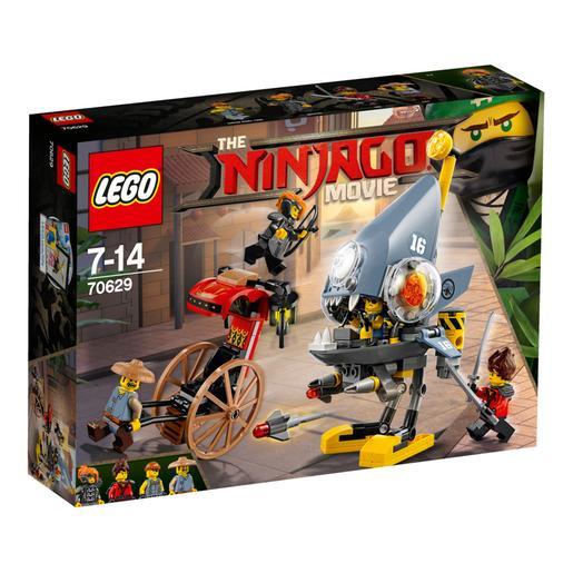 LEGO Ninjago - Ataque de la Piraña - 70629