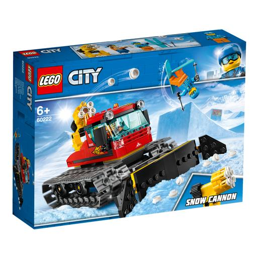 LEGO City - Máquina Pisanieves - 60222