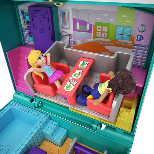 Polly Pocket - Cofre Vamos al Cole