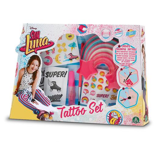 Soy Luna - Set Tattoo