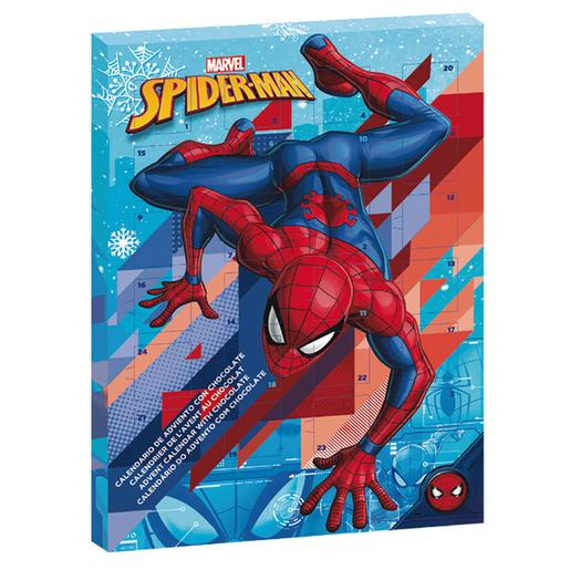 Spider-Man - Calendario de Adviento 50g