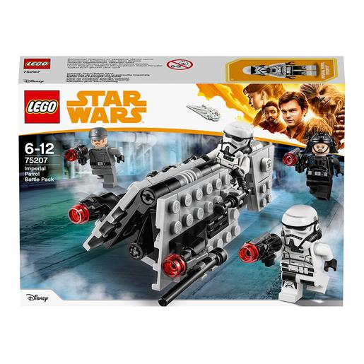 LEGO Star Wars - Pack de Combate Patrulla Imperial - 75207