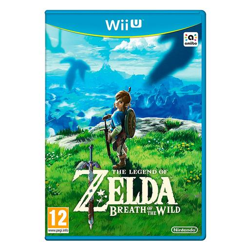 Nintendo Wii U - The Legend of Zelda: Breath of The Wild