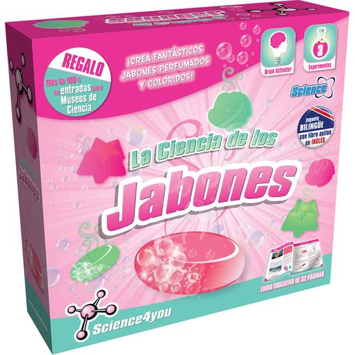 Science4you - Ciencia de Los Jabones