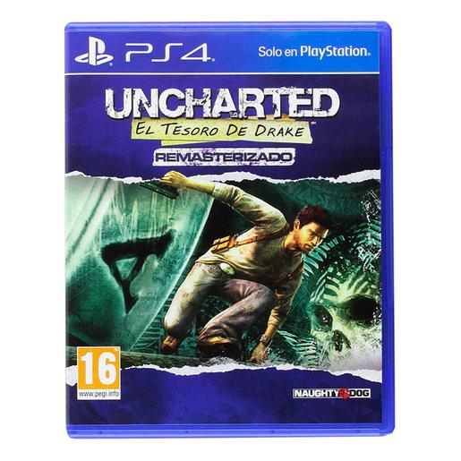 PS4 - Uncharted El Tesoro de Drake