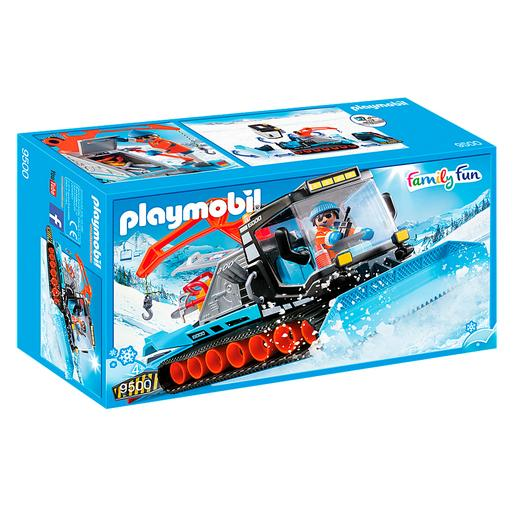 Playmobil - Quitanieves - 9500