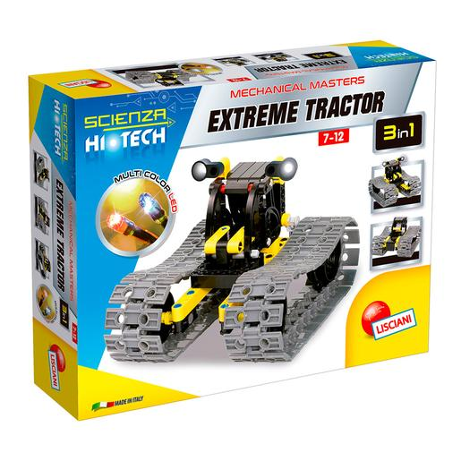 Scienza Hi Tech - Extreme Tractor con LED