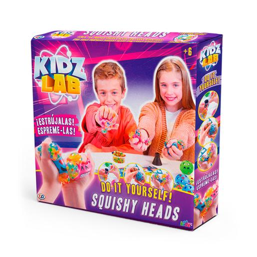 Laboratorio Squishy Heads