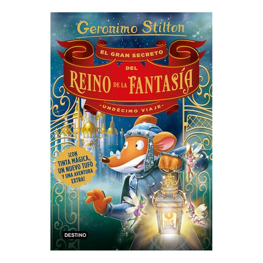 Geronimo Stilton - El Gran Secreto del Reino de la Fantasía