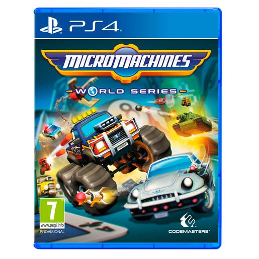 PS4 - Micromachines World Series
