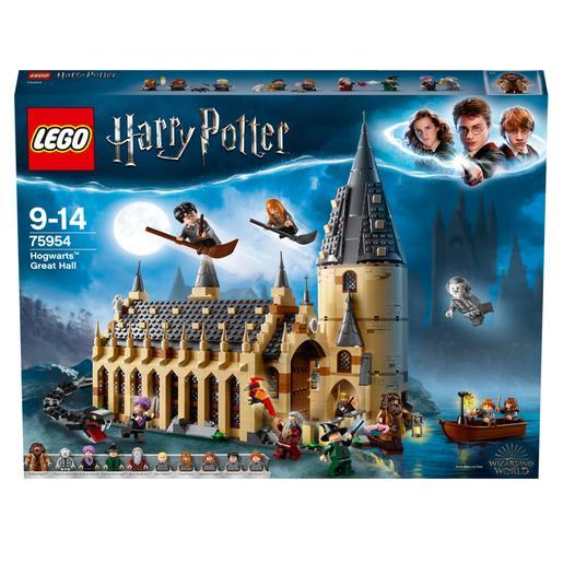LEGO Harry Potter - Gran Comedor de Hogwarts - 75954