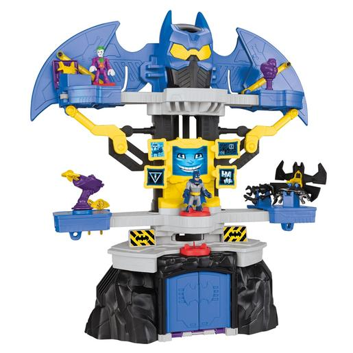 Fisher Price - Imaginext DC - Batcueva Transformable