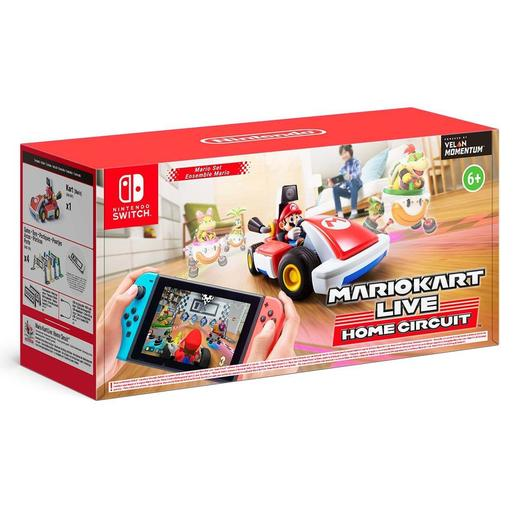 Nintendo Switch - Mario Kart Live Home Circuit - Set Mario