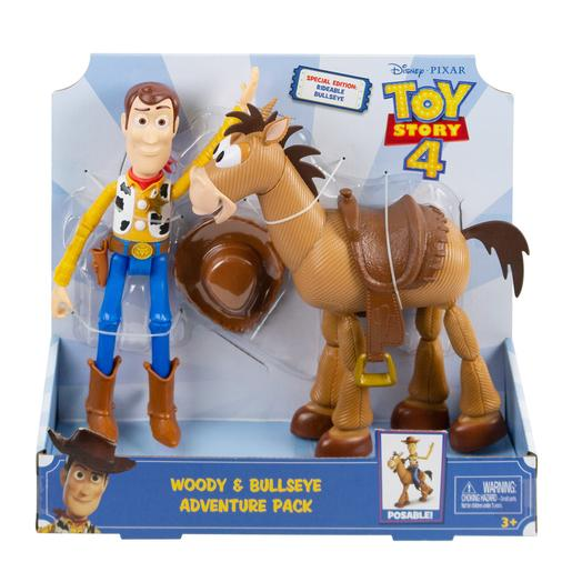 Toy Story - Woody y Perdigón Toy Story 4