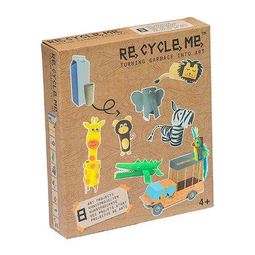 Re-Cycle-Me - Jungle