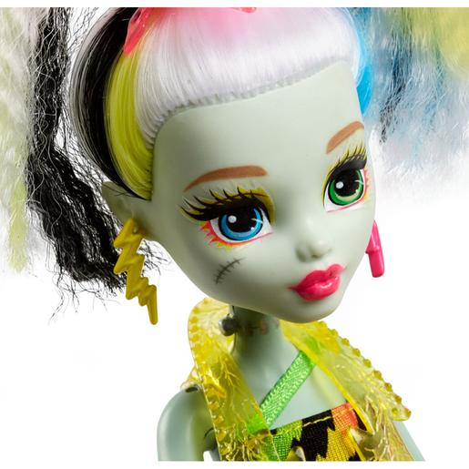 Monster High - Frankie Megavóltica