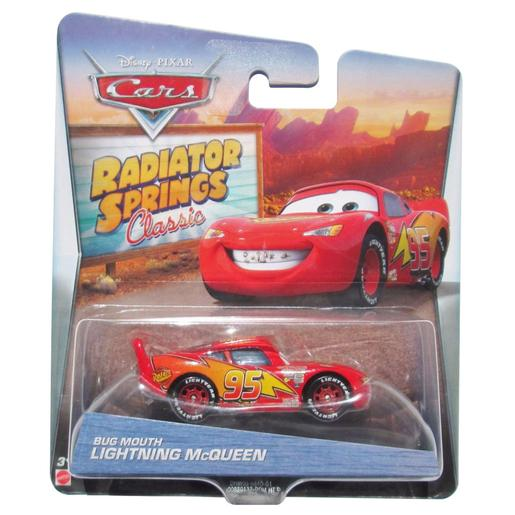 Cars - Vehículo Rayo McQueen Mud Mouth