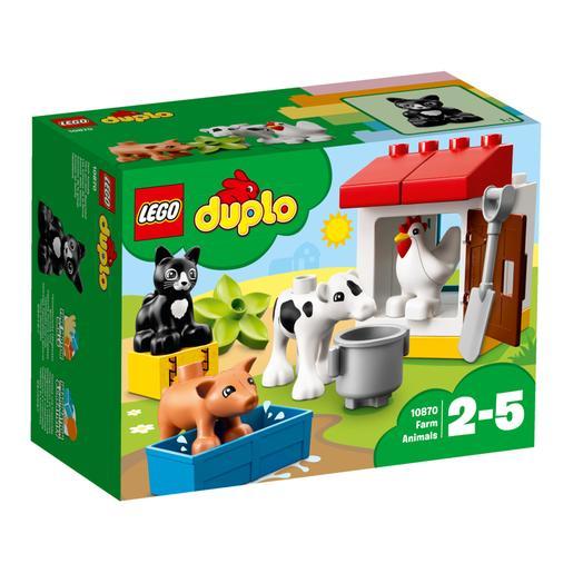 LEGO DUPLO - Animales de la Granja - 10870