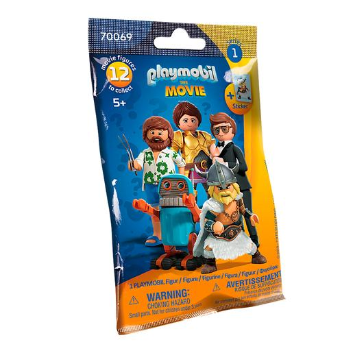 Playmobil - Sobre Sorpresa Playmobil The Movie Serie 1 - 70069 (varios modelos)