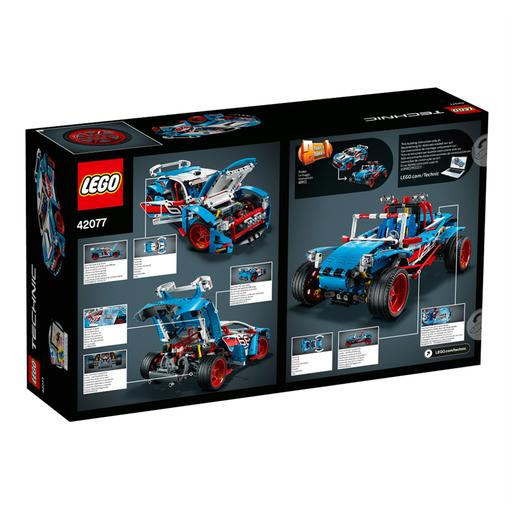 LEGO Technic - Coche de Rally - 42077