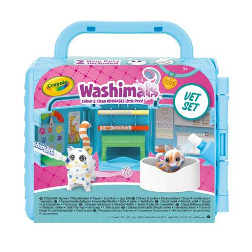 Washimals - Set Veterinario