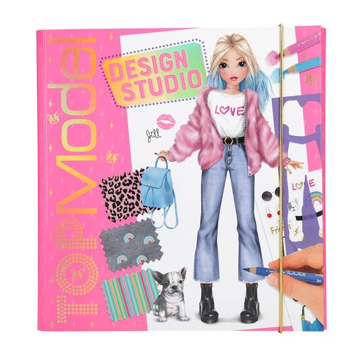 Top Model - Set de Diseño Crea tu Top Model