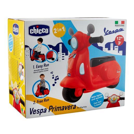 Chicco - Vespa Primavera Roja