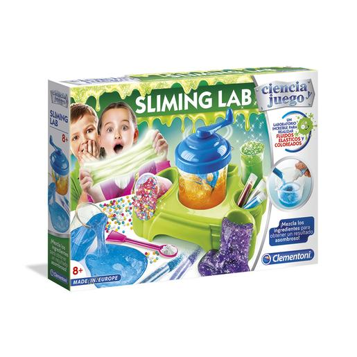 Laboratorio de Sliming