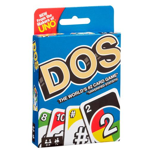 DOS - Juego de Cartas