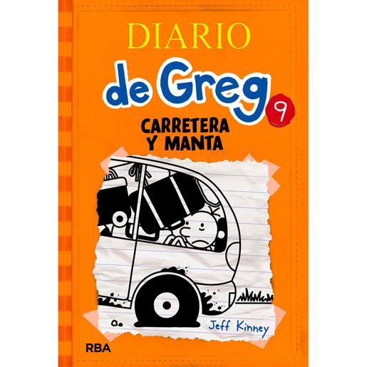 Diario de Greg - Carretera y Manta