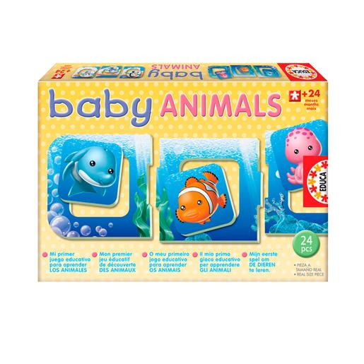 Educa Borrás - Baby Animales