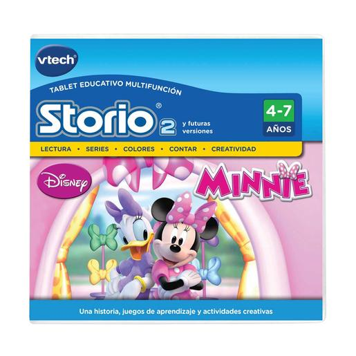 Vtech - Minnie Mouse - Juego Educativo Storio 2