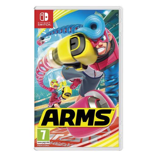 Nintendo - Swicht Arms