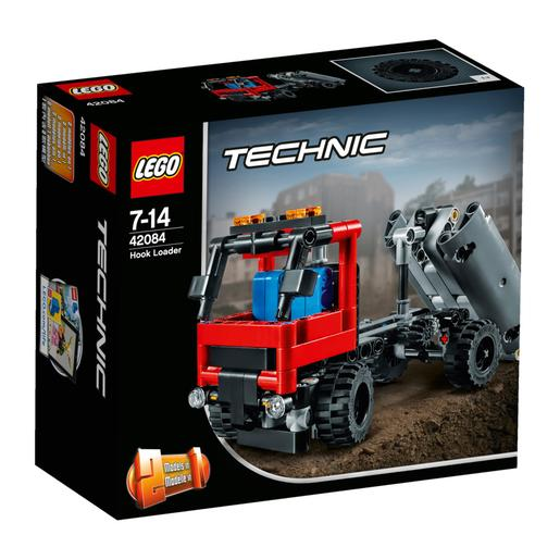 LEGO Technic - Camión Portacontenedores - 42084