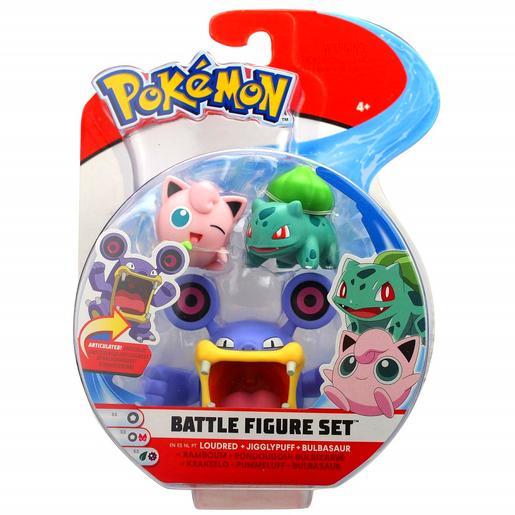 Pokémon - Multipack 3 Figuras (varios modelos)