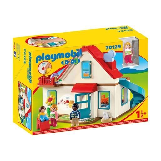 Playmobil 123 - Casa Independiente - 70129