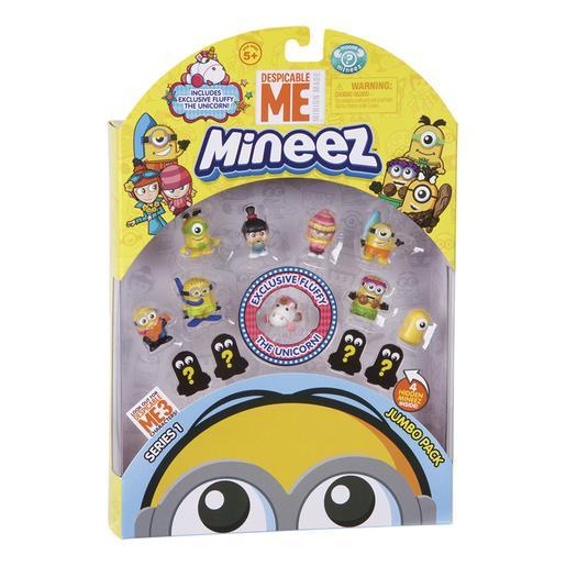 Minions - Mega Pack Deluxe 13 Figuras Mineez (varios modelos)