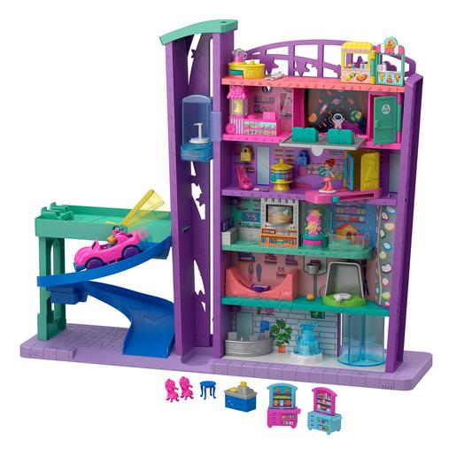 Polly Pocket - Centro Comercial