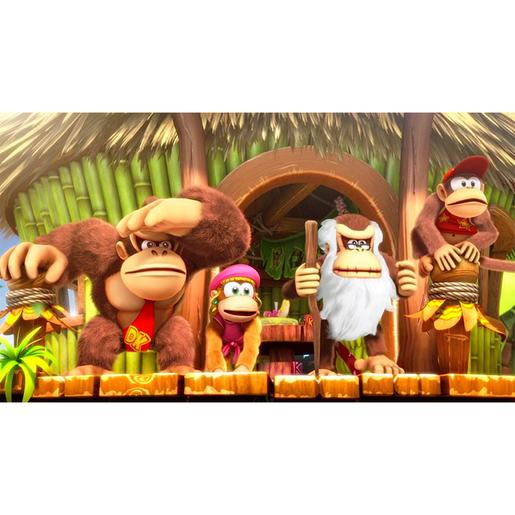 Nintendo Switch - Donkey Kong Country Tropical Freeze