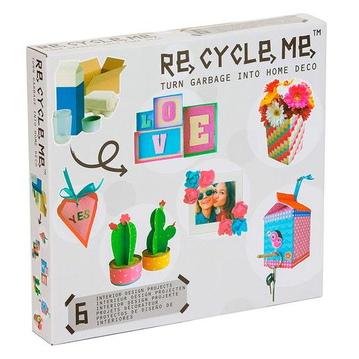 Re-Cycle-Me - Caja de Decoración