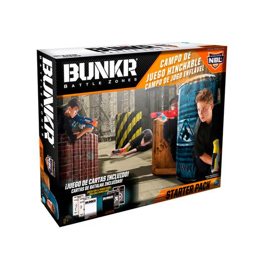 Bunkr Battle Zones - Starter Pack