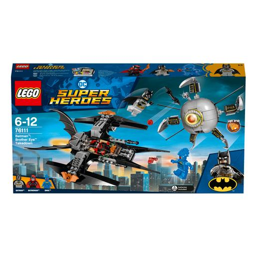 LEGO Superhéroes - Asalto Final Contra Brother Eye - 76111