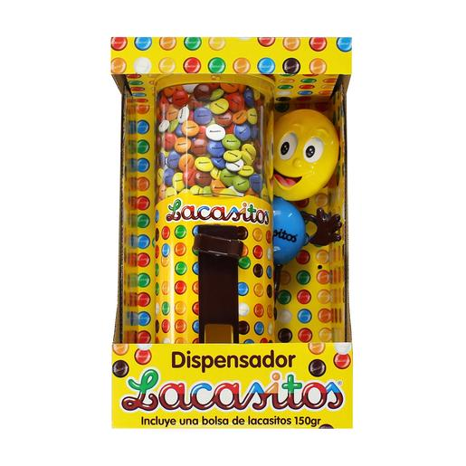 Dispensador de Lacasitos 150 g