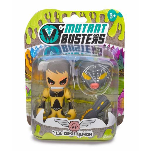 Mutant Busters - Figura Básica (varios modelos)
